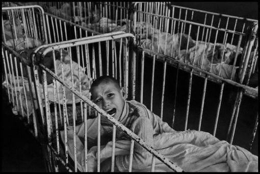 James Nachtwey Orfanato