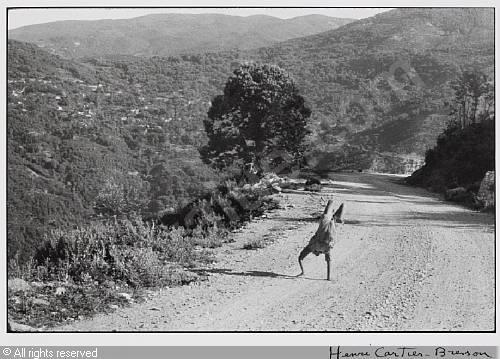 Uno de los padres del fotoreportaje: Henri Cartier Bresson y la fotografía