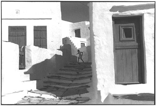 Isla de Sifnos, Grecia, 1961.