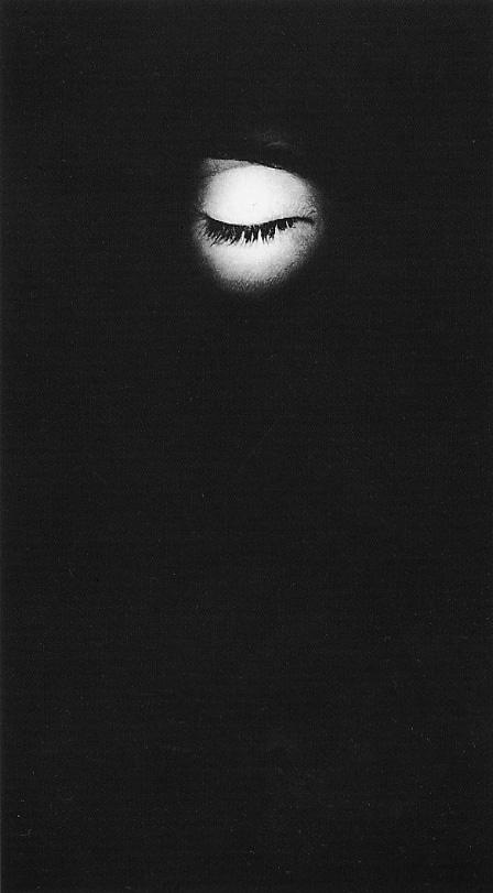 sophie calle, ojo agujero