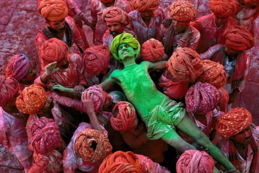 Seteve McCurry India