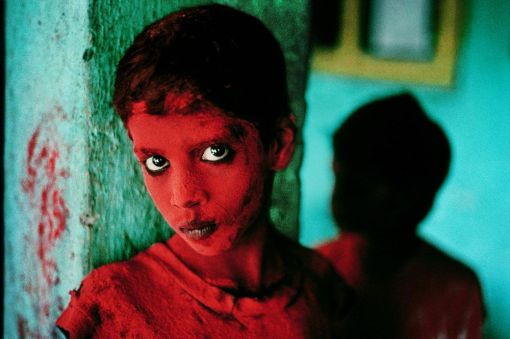 Clases magistrales de Steve McCurry