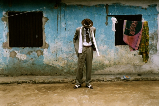 Sape, Congo, trajes, elegancia