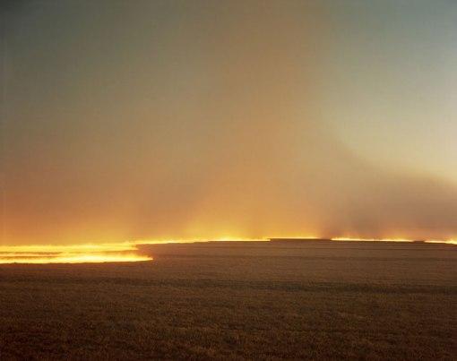 Richard-Misrach-Desert-Fire-249-1985