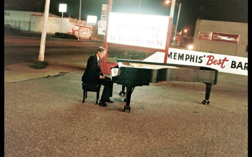 William Eggleston por Juergen Teller