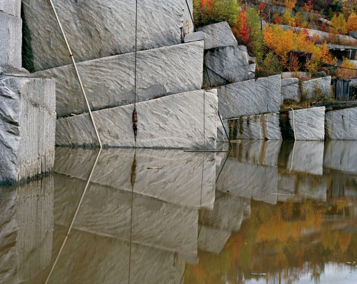 Rock of Ages, Granite Quarry, Bebee, Quebec, 1991