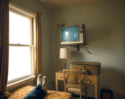 Habitación 125Westbank Motel, Idaho Falls, 18 de Julio de 1973