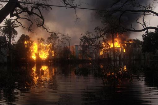 Thomas Dworzak, Louisiana, Nueva Orleans, 4 de septiembre de 2005.