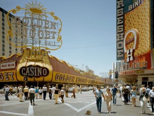 Golden Nugge, 27 Junio, 1978, Las Vegas, EEUU.