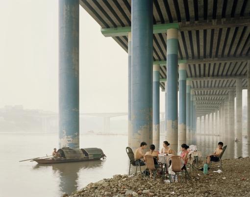 Nadav Kander, Yangtsé, El río largo