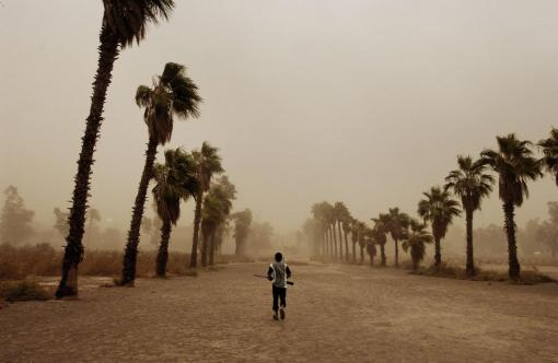 Cinco principios que guían a Moises Saman como fotógrafo
