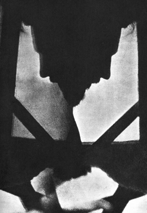 Alvin Langdon Coburn. Vortografía