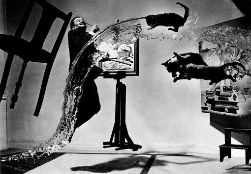 Philippe Halsman Dalí