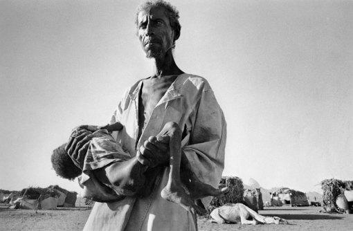 Sebastiao Salgado, Sudán, 1985